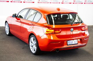 2015 BMW 118i F20 LCI Sport Line 8 Speed Automatic Hatchback