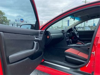 2008 Holden Commodore VE SV6 Red 5 Speed Sports Automatic Wagon