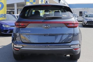 2019 Kia Sportage QL MY20 S 2WD Mercury Blue 6 Speed Sports Automatic Wagon