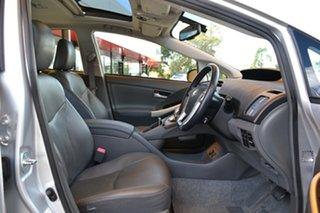 2009 Toyota Prius ZVW30R I-Tech Silver 1 Speed Constant Variable Liftback Hybrid.