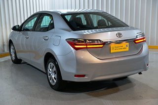 2018 Toyota Corolla ZRE172R MY17 Ascent Silver 7 Speed CVT Auto Sequential Sedan