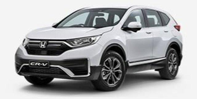 New Honda CR-V RW MY21 VTi FWD X Atherton, 2020 Honda CR-V RW MY21 VTi FWD X White 1 Speed Constant Variable Wagon