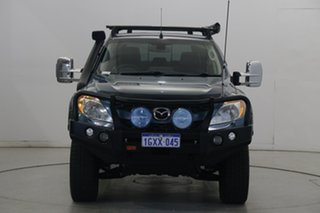 2014 Mazda BT-50 UP0YF1 GT Grey 6 Speed Sports Automatic Utility.