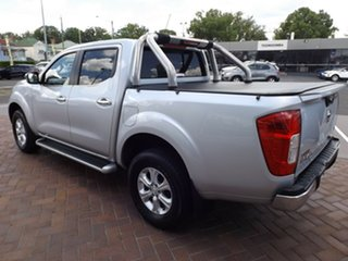 2015 Nissan Navara D23 ST 4x2 Silver 7 Speed Sports Automatic Utility