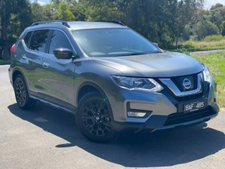 2018 Nissan X-Trail T32 Series II ST-L N-SPORT Grey Constant Variable Wagon.