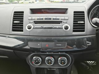 2011 Mitsubishi Lancer CJ MY12 Ralliart TC-SST Blue 6 Speed Sports Automatic Dual Clutch Sedan