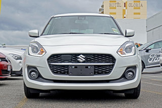 2020 Suzuki Swift AZ Series II GLX Turbo White 6 Speed Sports Automatic Hatchback.
