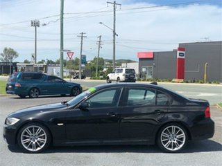2007 BMW 335i E90 335i Black 6 Speed Sports Automatic Sedan.