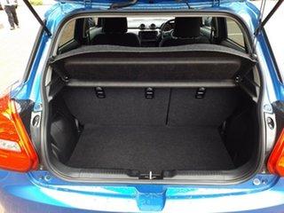 2019 Suzuki Swift AZ GL Blue 5 Speed Manual Hatchback