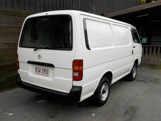 2003 Toyota HiAce RZH103R SWB White 4 Speed Automatic Van.