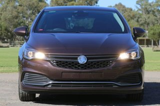 2017 Holden Astra BK MY17 R+ Brown 6 Speed Sports Automatic Hatchback