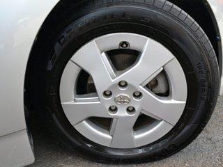 2009 Toyota Prius ZVW30R I-Tech Silver 1 Speed Constant Variable Liftback Hybrid