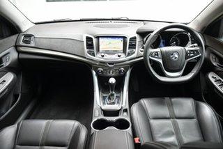 2017 Holden Calais VF II MY17 V Silver 6 Speed Sports Automatic Sedan.