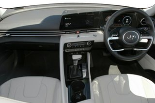 2021 Hyundai i30 CN7.V1 MY21 Elite Amazon Gray 6 Speed Auto Sequential Sedan.