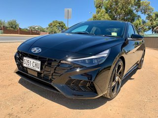 2020 Hyundai i30 PD.3 MY20 N Line D-CT Premium Phantom Black 7 Speed Sports Automatic Dual Clutch.