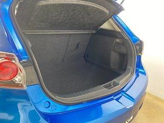 2011 Mazda 3 BL 11 Upgrade Neo Blue 5 Speed Automatic Hatchback