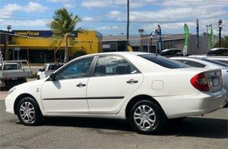 2003 Toyota Camry ACV36R Altise White 4 Speed Automatic Sedan