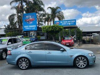 2007 Holden Calais VE V Blue 6 Speed Sports Automatic Sedan.