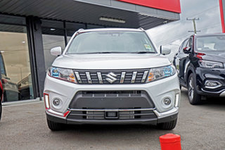 2020 Suzuki Vitara LY Series II Turbo 4WD White 6 Speed Sports Automatic Wagon.