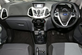 2014 Ford Ecosport BK Ambiente Blue 5 Speed Manual Wagon