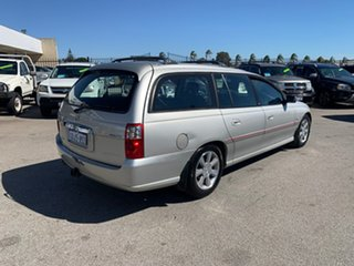 2007 Holden Berlina VZ MY06 Upgrade Silver 4 Speed Automatic Wagon
