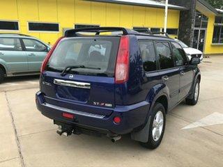 2007 Nissan X-Trail T30 MY06 ST (4x4) Blue 4 Speed Automatic Wagon