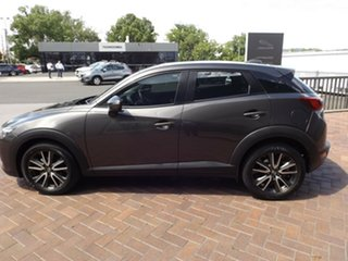 2015 Mazda CX-3 DK2W76 sTouring SKYACTIV-MT 6 Speed Manual Wagon