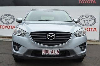 2016 Mazda CX-5 MY15 Maxx Sport (4x2) Silver 6 Speed Automatic Wagon.