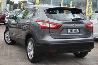 2016 Nissan Qashqai J11 ST Grey 1 Speed Constant Variable Wagon