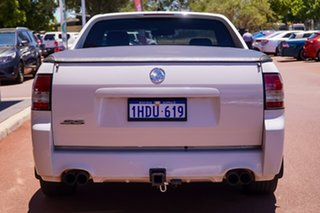 2011 Holden Ute VE II SS Thunder White 6 Speed Sports Automatic Utility