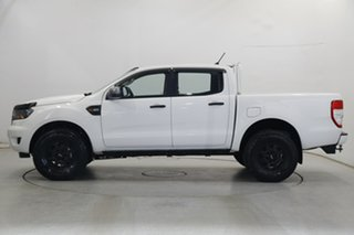 2020 Ford Ranger PX MkIII 2020.25MY XLS White 6 Speed Sports Automatic Double Cab Pick Up
