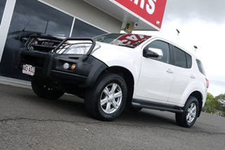 2015 Isuzu MU-X MY15 LS-U Rev-Tronic White 5 Speed Sports Automatic Wagon.