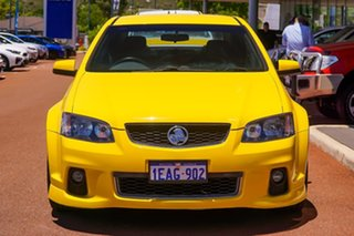 2012 Holden Commodore VE II MY12 SS Yellow 6 Speed Sports Automatic Sedan