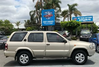 2003 Nissan Pathfinder WX II ST Gold 4 Speed Automatic Wagon.