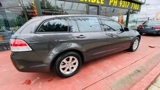 2008 Holden Commodore VE MY09 Omega Sportwagon Grey 4 Speed Automatic Wagon
