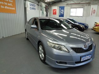 2007 Toyota Camry ACV40R Sportivo Grey 5 Speed Automatic Sedan