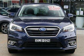 2019 Subaru Liberty B6 MY19 2.5i CVT AWD Blue 6 Speed Constant Variable Sedan