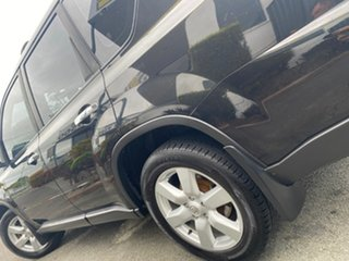 2008 Nissan X-Trail T31 ST-L Black 1 Speed Constant Variable Wagon