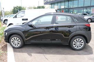 2020 Hyundai Kona OS.3 MY20 Go 2WD Phantom Black 6 Speed Sports Automatic Wagon