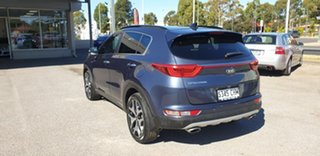 2017 Kia Sportage QL MY17 GT-Line AWD Blue 6 Speed Sports Automatic Wagon