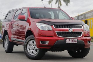 2015 Holden Colorado RG MY16 LS-X Crew Cab Sizzle 6 Speed Sports Automatic Utility.