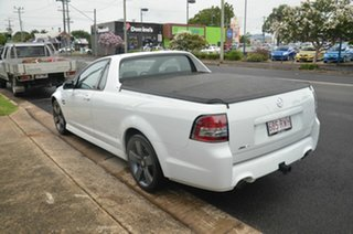 2011 Holden Commodore VE II SV6 Thunder White 6 Speed Automatic Utility
