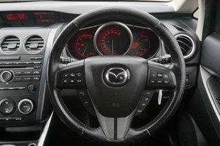 2010 Mazda CX-7 ER10A2 Sports Grey 6 Speed Manual Wagon