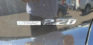 2018 Hyundai Santa Fe DM5 MY18 Highlander Black 6 Speed Sports Automatic Wagon