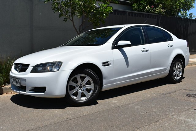 Used Holden Commodore VE MY09.5 Omega Brighton, 2009 Holden Commodore VE MY09.5 Omega White 4 Speed Automatic Sedan