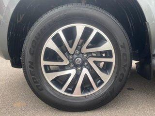 2017 Nissan Navara ST-X Grey Sports Automatic Dual Cab Utility