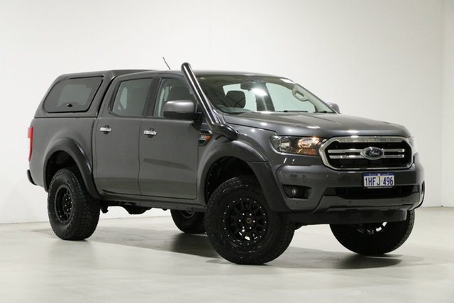 Used Ford Ranger PX MkIII MY19 XLS 3.2 (4x4) Bentley, 2018 Ford Ranger PX MkIII MY19 XLS 3.2 (4x4) Graphite 6 Speed Automatic Double Cab Pick Up