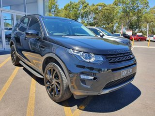 2017 Land Rover Discovery Sport L550 17MY HSE 9 Speed Sports Automatic Wagon.