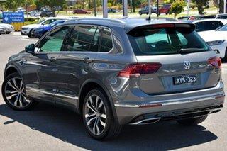 2016 Volkswagen Tiguan 5N MY17 162TSI DSG 4MOTION Highline Grey 7 Speed Sports Automatic Dual Clutch.