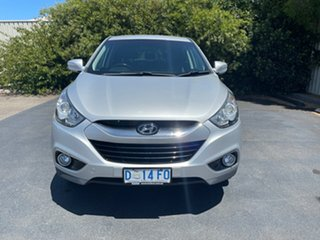 2013 Hyundai ix35 LM2 SE Sleek Silver 6 Speed Sports Automatic Wagon.